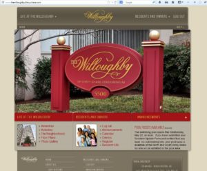 Willoughby's Website
